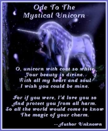 Poem, Unicorns and To the on Pinterest