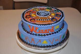 cakes by marion: Wizard 101