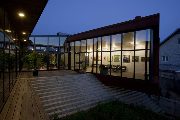 Gallery of Family House / Architectural Bureau G.Natkevicius & Partners - 5