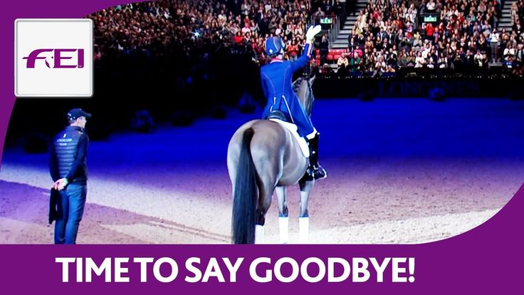 Valegro's very last performance - FEI World Cup Dressage™ - London Olympia 2016 - YouTube