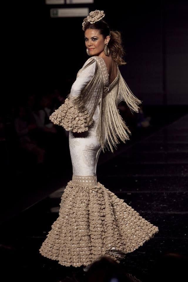 Trajes de Flamenca Maria Mira