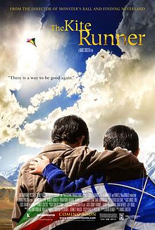 The Kite Runner is a 2007 American drama film directed by Marc Forster based on the novel of the same name by Khaled Hosseini. Screenplay by David Benioff.