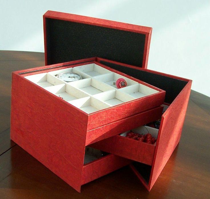 78 best images about bo te en carton on pinterest explosion box diy cardbo - Magasin de boite a bijoux ...