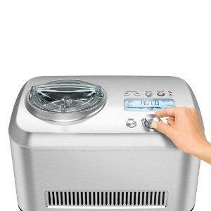 Amazon.com: Breville BCI600XL Smart Scoop Ice Cream Maker: Kitchen & Dining