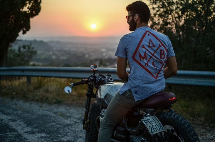 T-shirt #entrophymotorbike #cafèrace #tshirt