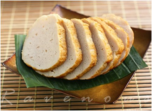 cha lua by Ravenous Couple - the kind of meat that goes into banh mi.  Surprisingly easy to make!