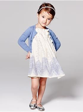 so stinkin' cute! Baby Clothing: Toddler Girl Clothing: Featured Outfits New Arrivals   Gap