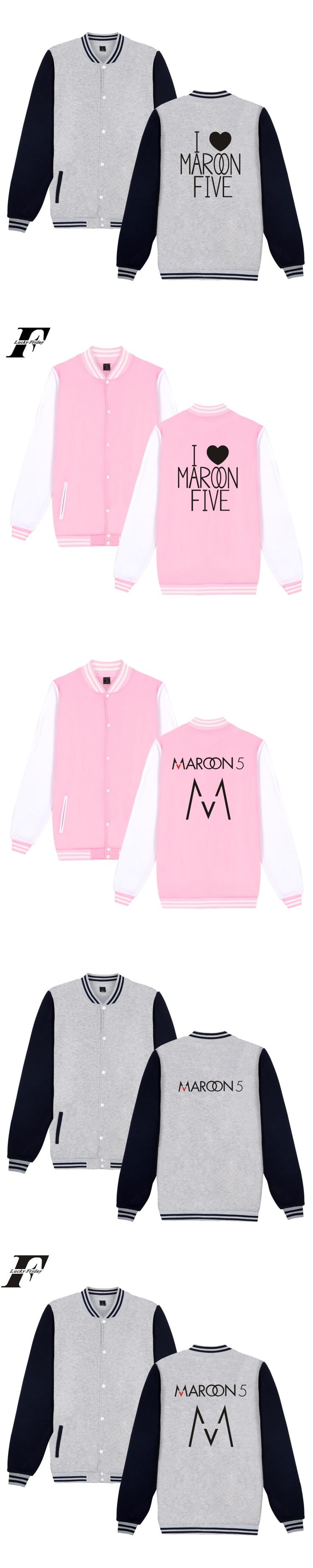 winter jacket men jackets men Maroon 5 jaqueta masculina bomber Jacket baseball fitness Sweatshirt and streetwear jacket