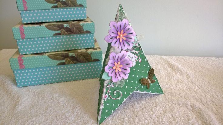 My Pyramid card :)