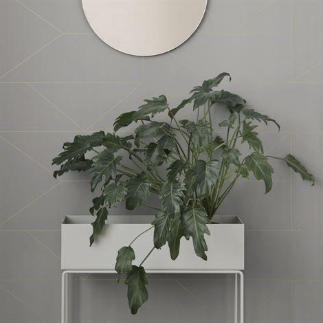 Ferm Living blomsterkasse - grå - Ferm Living