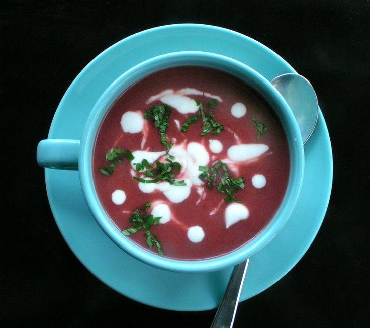 Σούπα με παντζάρι - Beet Soup!