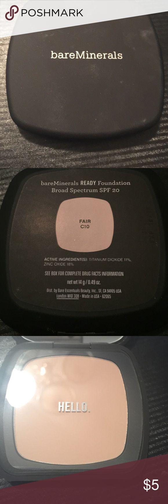 Bare minerals foundation new spf exp 12/14 Bare minerals foundation new spf exp 12/14 bareMinerals Makeup Face Powder