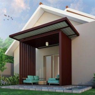 Rumah Nyaman Dengan Gaya Villa