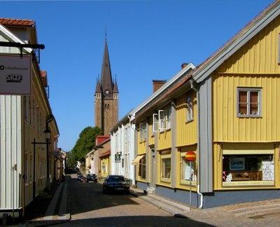 Mariestad, Sweden