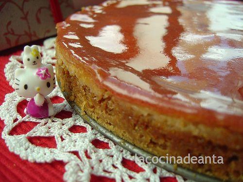 КУХНЯ АНТА: чизкейк маскарпоне (или Торт Hello Kitty)