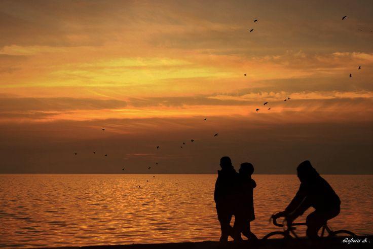 Feelings - Sunset @ Thessaloniki