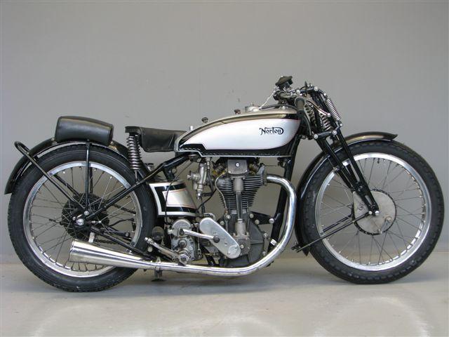 1936 Norton