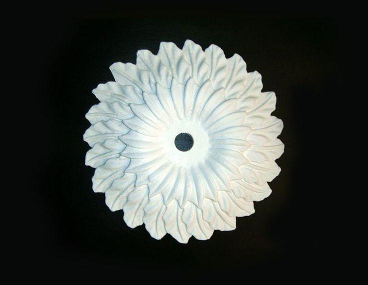 Small Sunflower - Plaster Coving Ireland