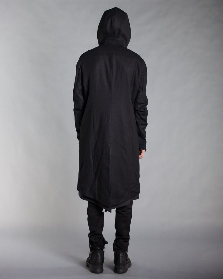 Мужское Пальто Devoa, артикул: CTY-UTW   BADDESIGN 139