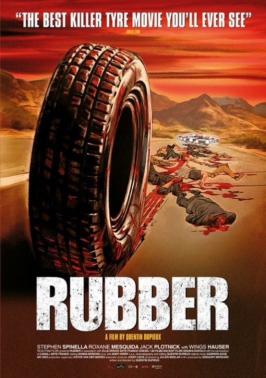 I have a feeling this will be the best killer tire movie ever. I dare you to challenge me on this