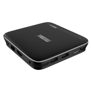 [Support 4K Online Video] MECOOL M8S PRO PLUS Amlogic S905X Quad Core 2GB DDR3 RAM 16GB ROM Android 7.1 2.4G WiFi 100M LAN 4Kx2K 60fps HDR10 H.265 HEVC VP9 Android TV Box Sale - Banggood.com
