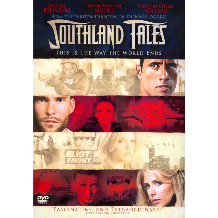Southland Tales (dvd_video)