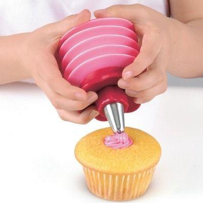 Cuisipro - zestaw do dekorowania ciast i babeczek