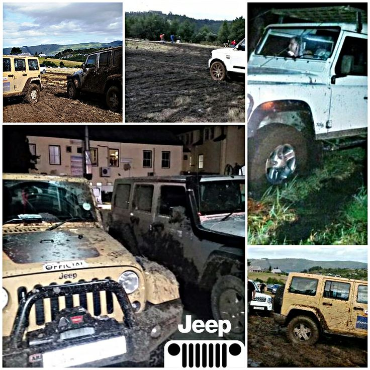 Knysna Hillclimb 2014 Recovery Vehicles. Jeep Wrangler, rated as one of the best 4x4's of the century! #jeep #jeepwrangler #teamstanmar