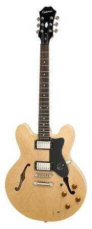 Epiphone Dot - Natural ES Series Semi Acoustic Guitar