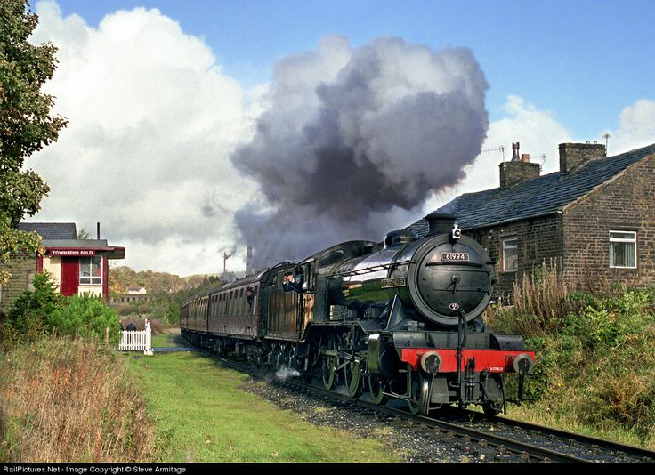 RailPictures.Net Photo: 61994 East Lancashire Railway Steam 2-6-0 at Rawtenstall, Lancashire, United Kingdom by Steve Armitage