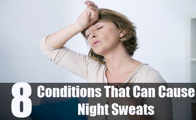8 Conditions That Can Cause Night Sweats
