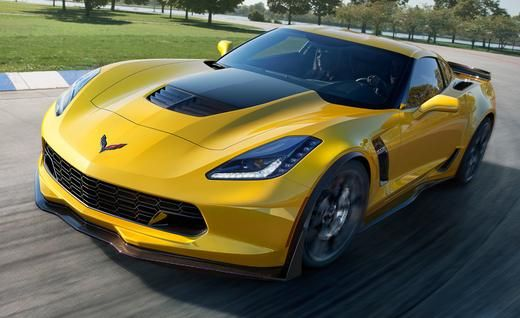 Commence Face-Melting: 2015 Chevrolet Corvette Z06 0–60 and 1/4-Mile Times Announced! - Photo Gallery of Car News from Car and Driver - Car Images