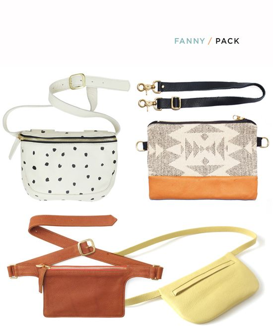 the fanny pack...c