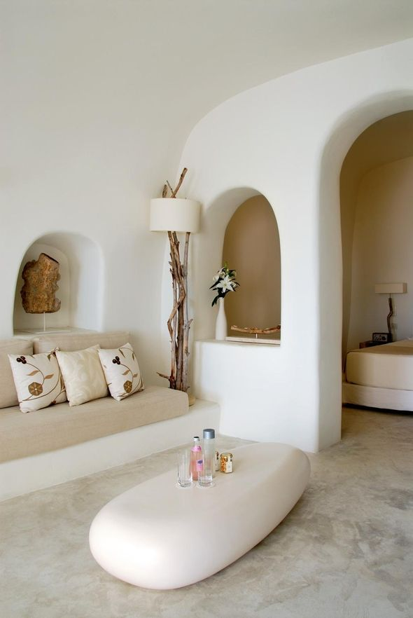 Mediterranean Lounge! Home Decor Trends
