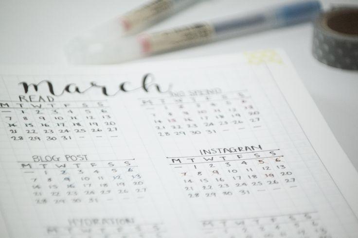 Starting a bullet journal | www.hannahemilylane.com