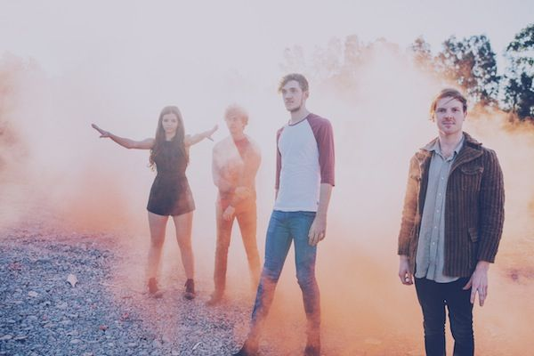 Australian electro pop The Jungle Giants stream title track form new EP 'She's A Riot' http://buff.ly/1ii9Upw