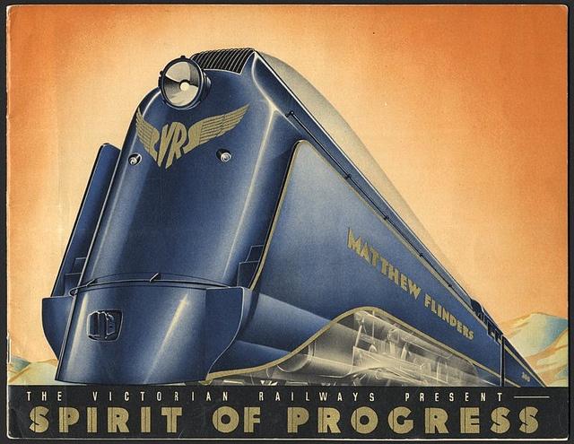 VR Spirit of Progress advertisement by kitchener.lord, via Flickr