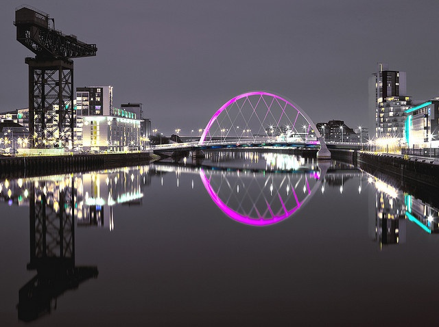 By abbozzo - Glasgow at night