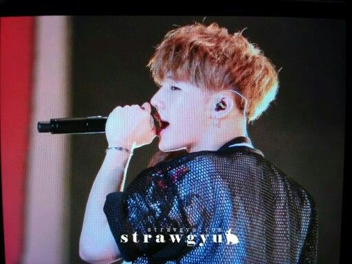 20150815 70th Korean Independence Day Fireworks Festival  #INFINITE #Sungkyu