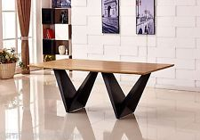 Wood Dining Table For 10