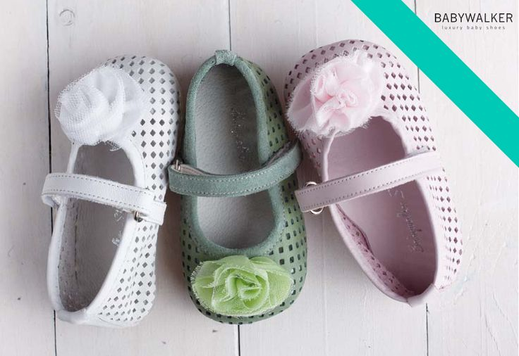 Balarinas with tapas sole.. BABYWALKER SS2014 collection