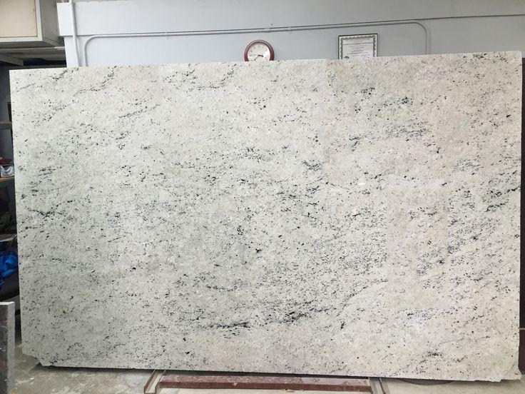 12 best Aspen White Granite Countertop Kitchen Design images on ...