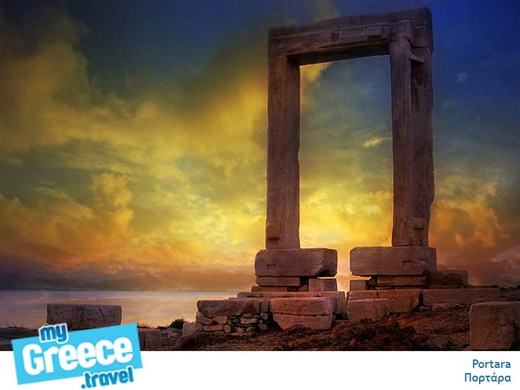 The Portara in Naxos. http://www.naxos-tours.gr/en/