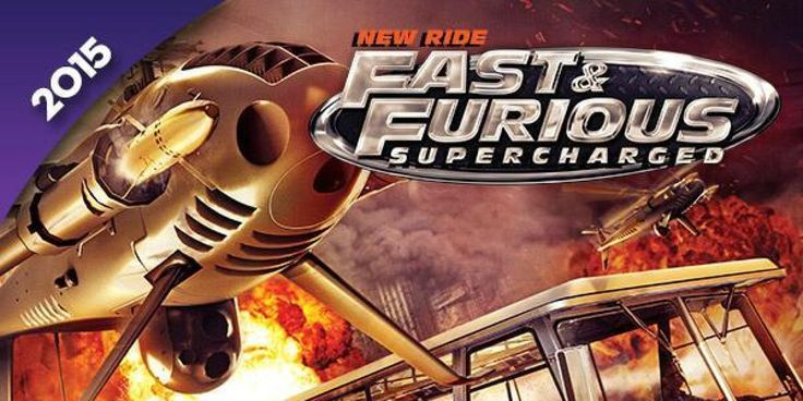 FAST AND FURIOUS Universal Hollywood