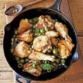 Italian Chicken Recipes - Lidia Bastianich Recipes - House Beautiful