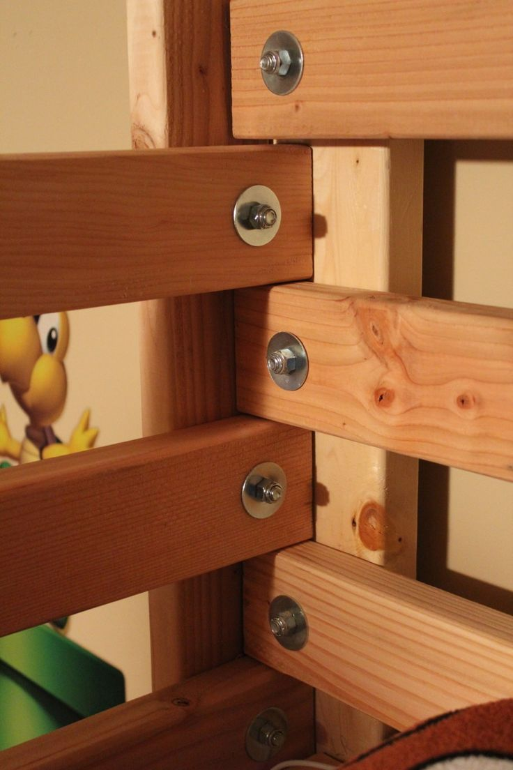 Queen Loft Bed Plans – The Bed Fort Description: These queen loft bed plans are an ideal choice if you're looking for a bed that can grow with your child. From an imagination fueling play fort, to a teen aged gamer's lounge all the way up to a college loft bed made for studying, the […]