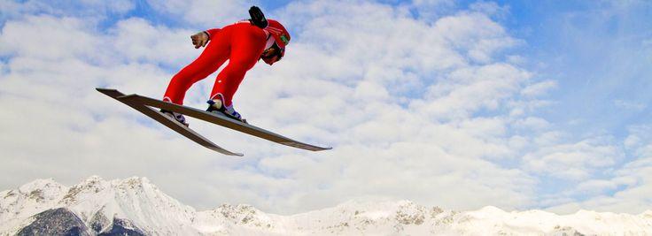 Innsbruck: Für Skisprungfans - 2 o. 3 Nächte im 4* Hotel mit Vierschanzentournee VIP-Ticket ab 269,- € pro Person.