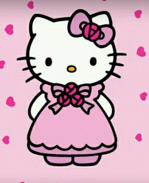 128 best Hello Kitti images on Pinterest  Clip art Draw and Big eyes