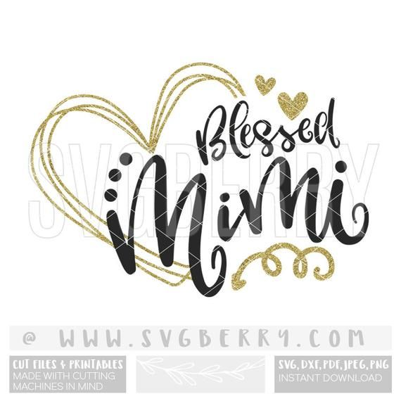 Download 40+ I Love Being A Mimi Svg DXF - All Free SVG Cut Files