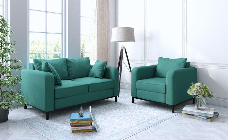 Ceriakan hunian dengan pilihan warna dari koleksi sofa Elis.
